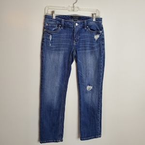 White house jeans
